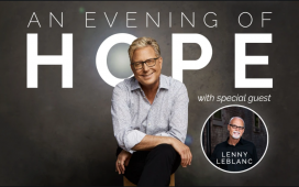 "Don Moen ""An Evening Of Hope"" Livestream Concert with Lenny LeBlanc"