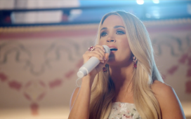 Easter Live Stream Concert 2021 Carrie Underwood