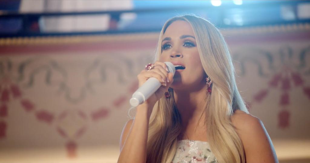 Easter Live Stream Concert 2021 Carrie Underwood