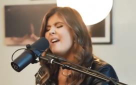 Gospel Singer Abby Robertson