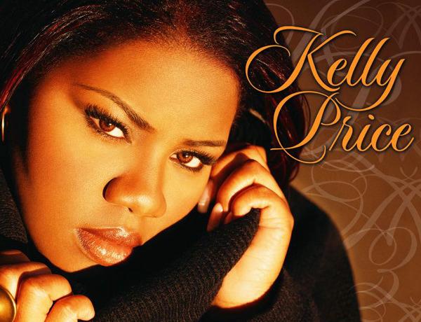 Gospel Singer Kelly Price