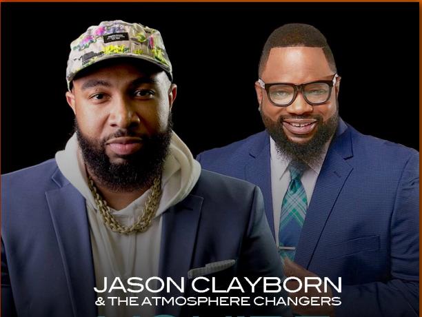 Jason Clayborn & Hezekiah Walker - You're All I Need