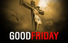 Jesus Image - Good Friday April 2nd, 2021