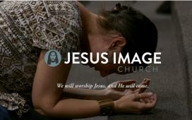 Jesus Image Sunday Night Service