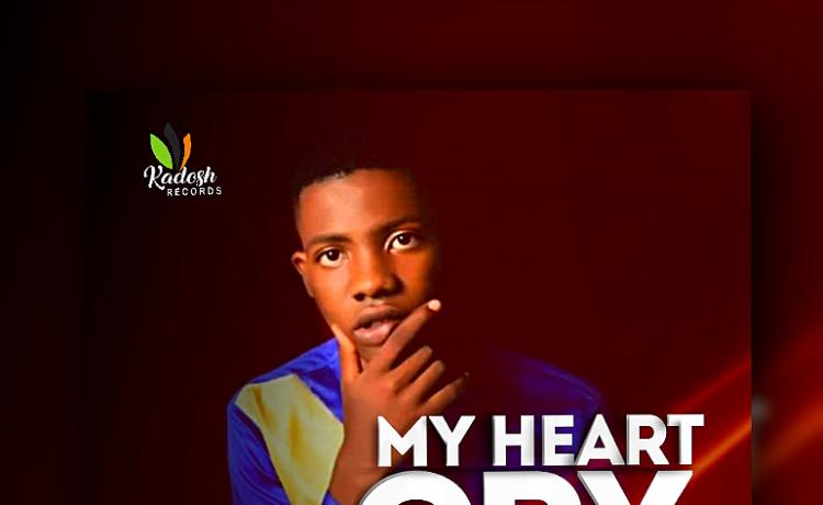 Joshua Kwaghmande - My Heart Cry