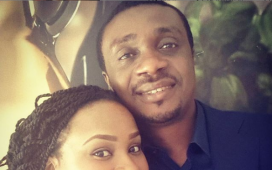Nathaniel Bassey and wife, Sarah Bassey Wedding Anniversary