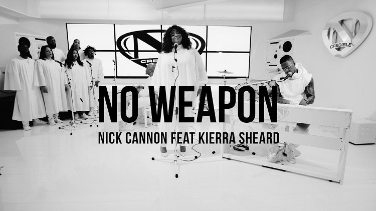 No Weapon - Nick Cannon Ft. Kierra Sheard
