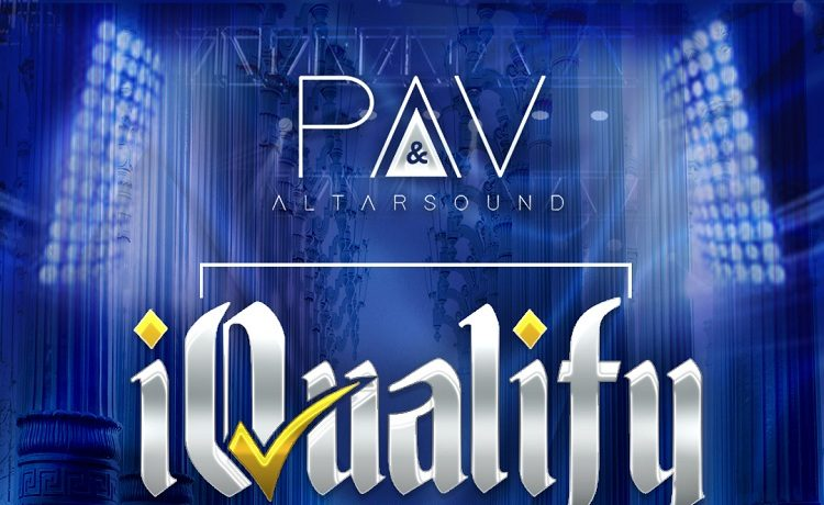 PAV & Altarsound - iQualify (You Cannot Lie)