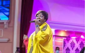 Rev Kathy Kiuna - In The Fullness Of Time
