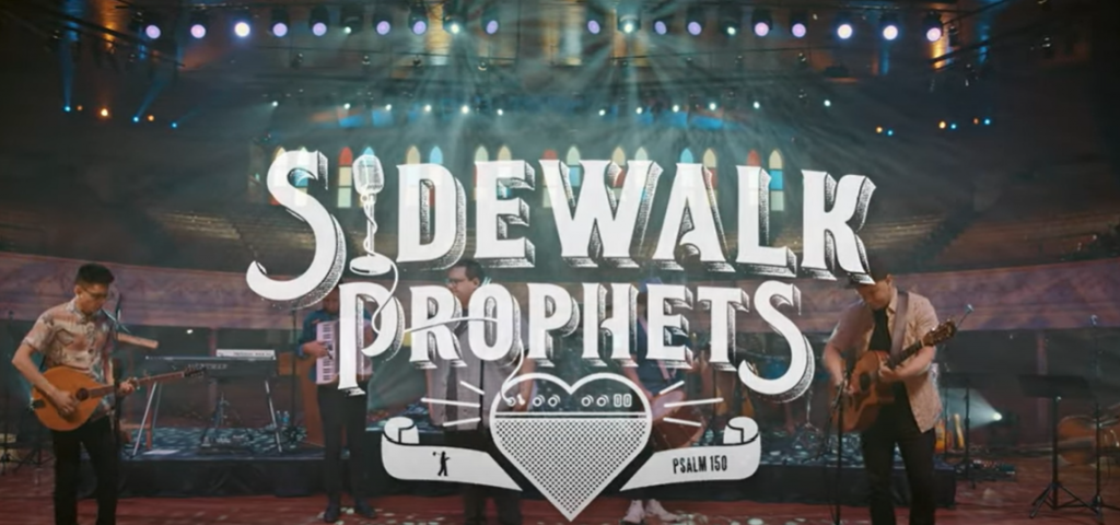 Sidewalk Prophets - Come To The Table