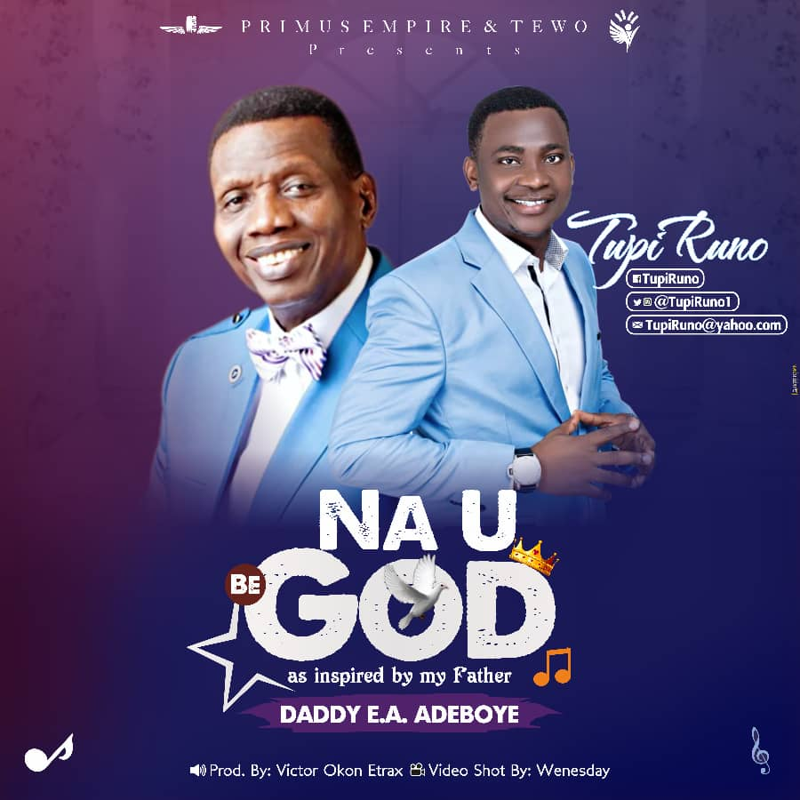 Tupi Runo - Na You Be God