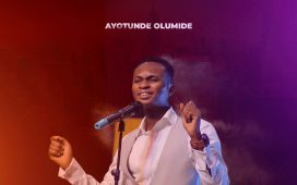 Ayotunde‌ ‌Olumide‌ - You Changeth Not