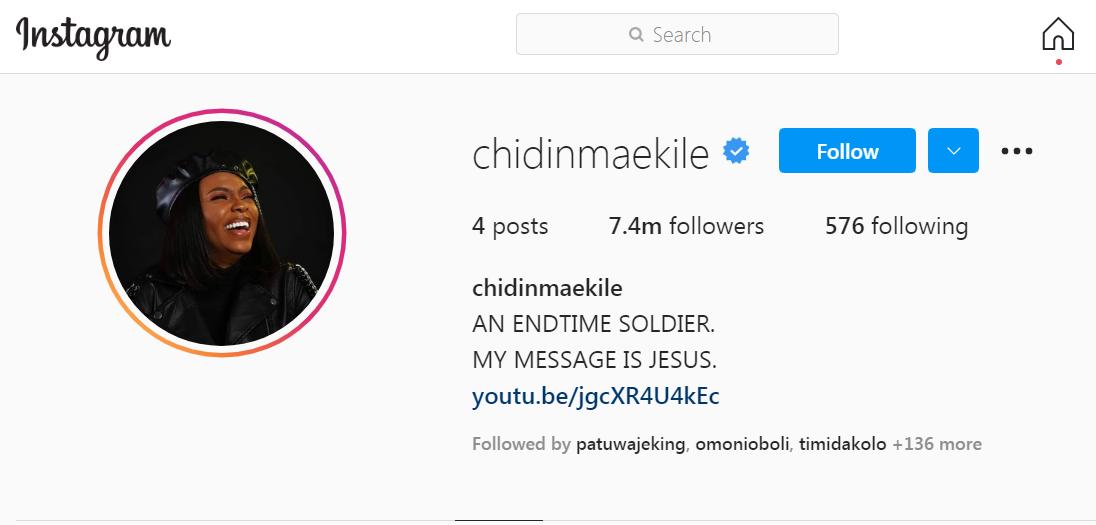 Chidinmaekile - AN ENDTIME SOLDIER