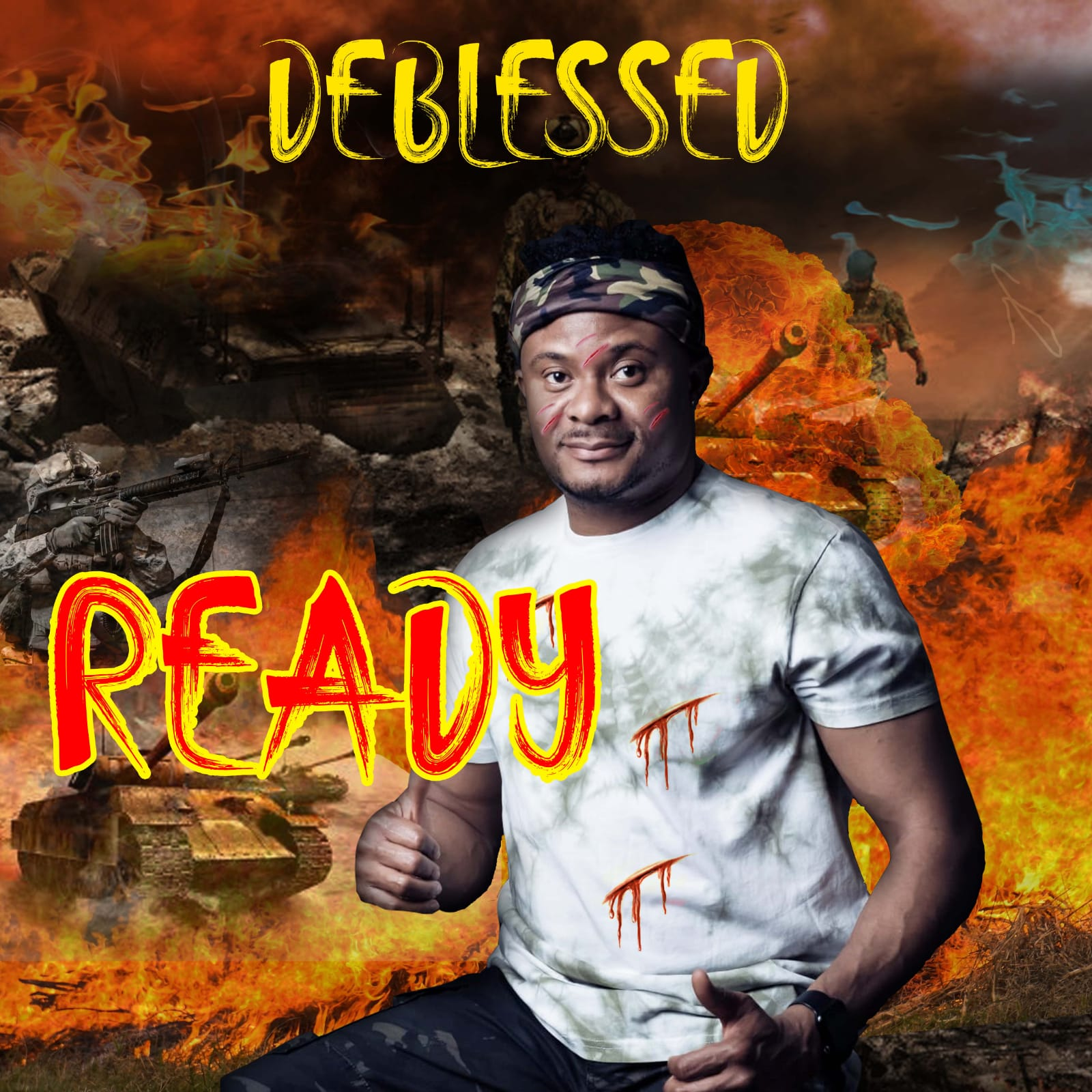 Deblessed - Ready