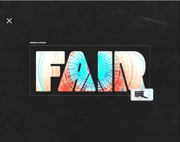 Derek Minor - Fair