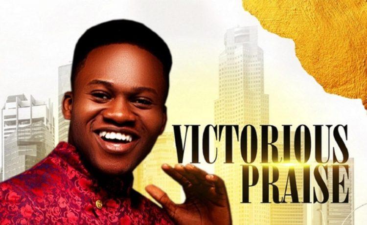 Elijah Daniel - Victorious Praise (Album Tracklist)