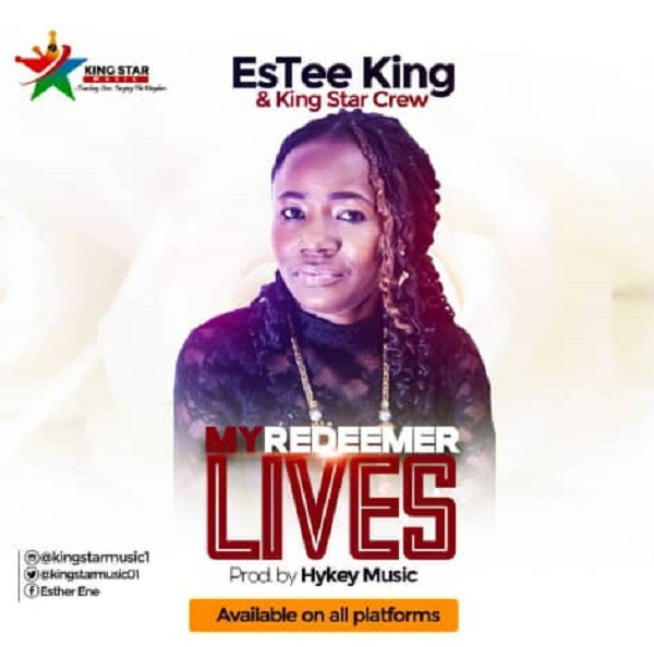 Evang (Dr) Esther Ene - My Redeemer Lives