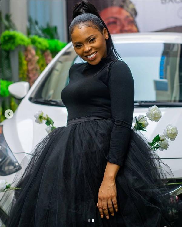 Minister Chidinma New Car & Birthday Dress