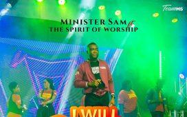 Minister Sam - I Will Declare (Live)