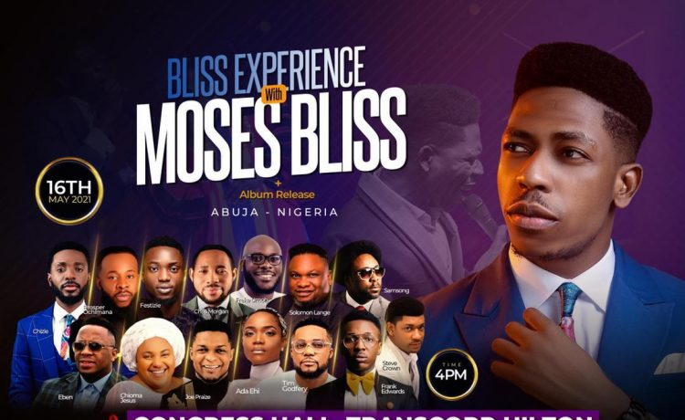 Moses Bliss First Concert The Bliss Experience