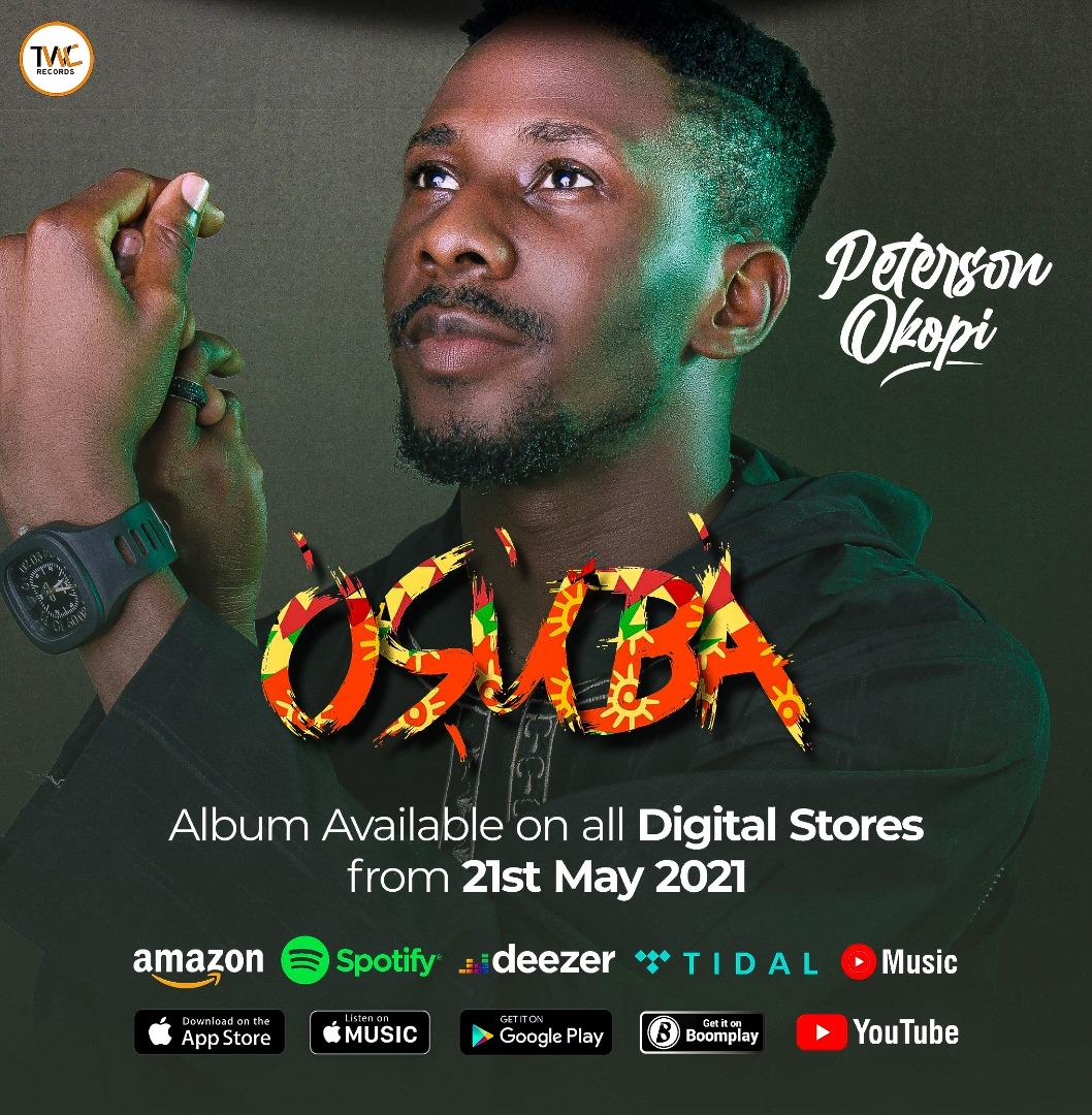 Peterson Okopi - OSUBA (Debut Album)
