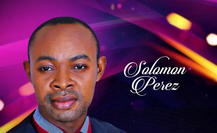 Solomon Perez - Speak To My Life