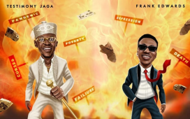 Testimony Jaga - My Evidence ft. Frank Edwards
