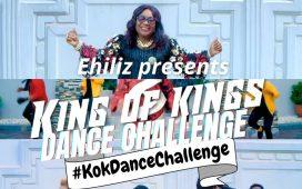 The King Of Kings Dance Challenge with Ehiliz