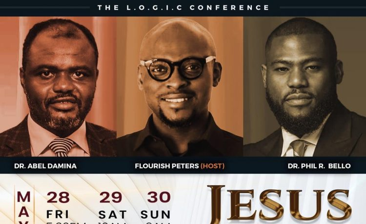 The Logic Conference 2021 with Theme Jesus + Nothing