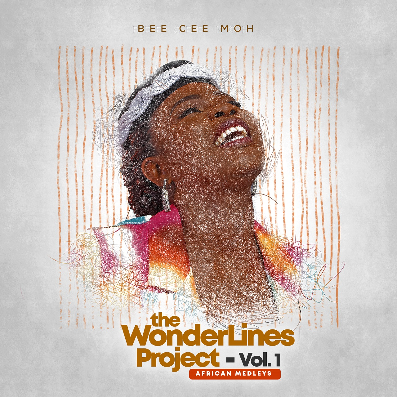 Bee Cee Moh - The WonderLines Project (Vol. 1) tracklist