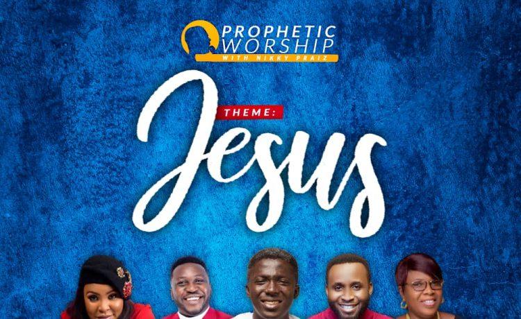 Nikky Praiz Prophetic Worship Concert Jesus