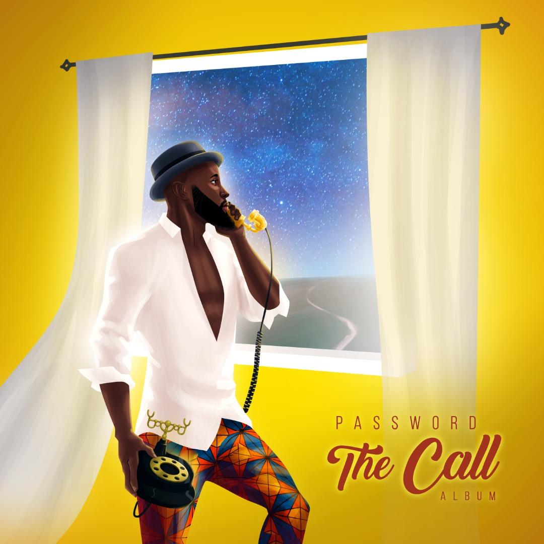 Password - The CALL (Album) Gospelminds