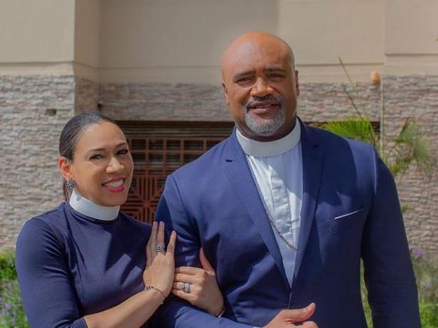 Pastor Paul & Ifeanyi Adefarasin Celebrates 26th Wedding Anniversary