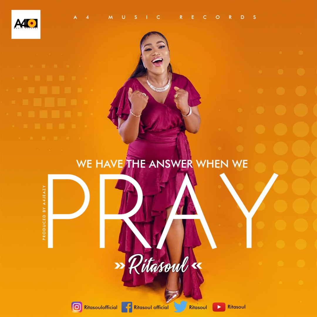Ritasoul - We Have the Answer When We Pray