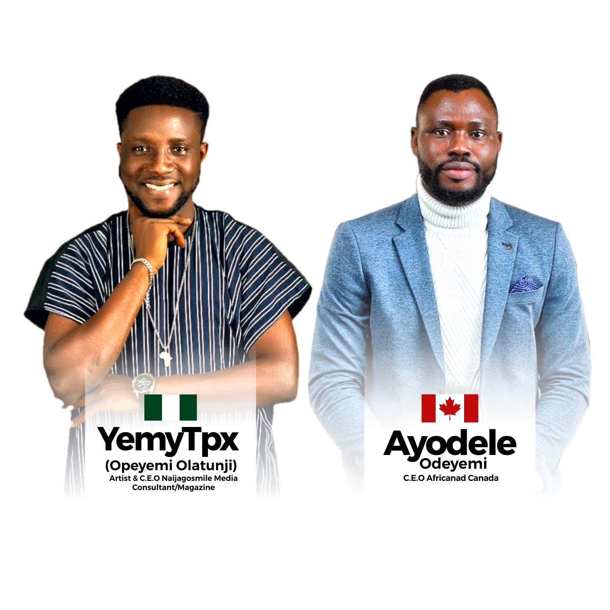 YemyTpx and Africanad - O Canada