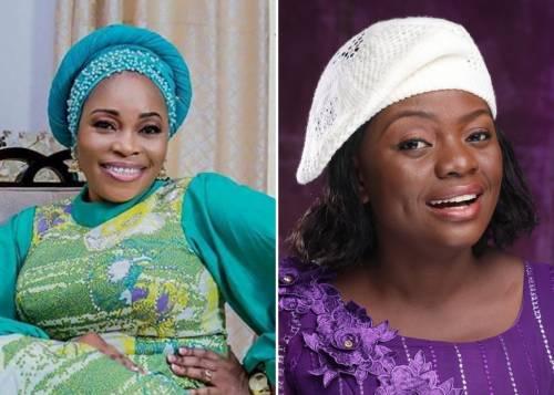 Adeyinka Alaseyori Finally Speaks After Tope Alabi Condemned Her Song