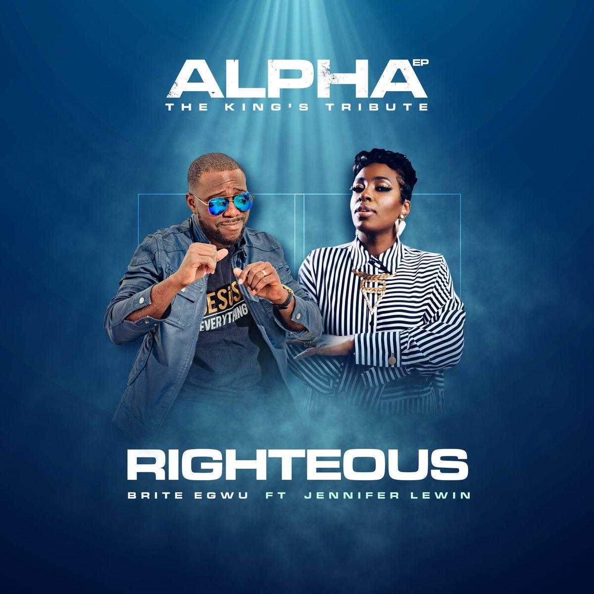 Brite Egwu - Righteous ft. Jennifer Lewin