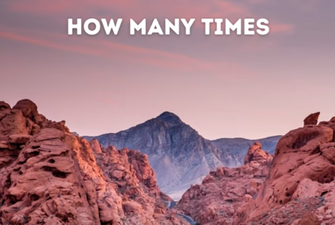 Carmen Mills - How Many Times