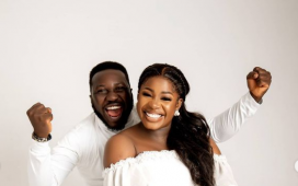 Dare Justified & wife Lovelyn welcomes second baby Girl