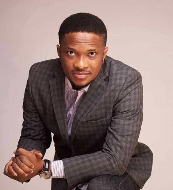 Gospel Singer Lawrence Oyor