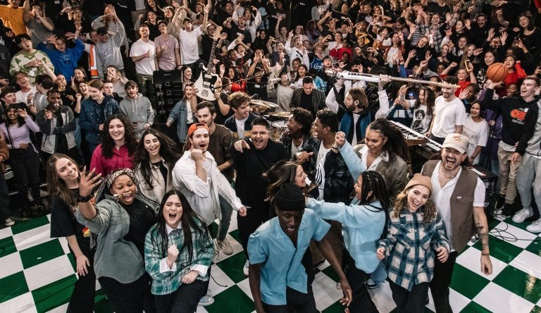 Hillsong Young & Free New Live EP 'Out Here On A Friday Where It Began'