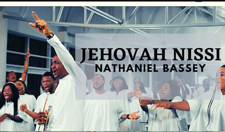 Jehovah Nissi - Nathaniel Bassey (Music Video)