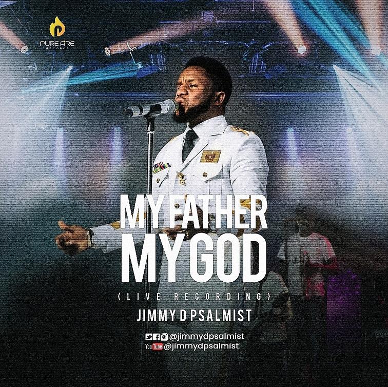 Jimmy D Psalmist - My Father My God