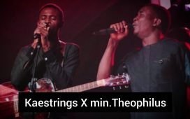 Minister Theophilus Sunday and Kaestrings
