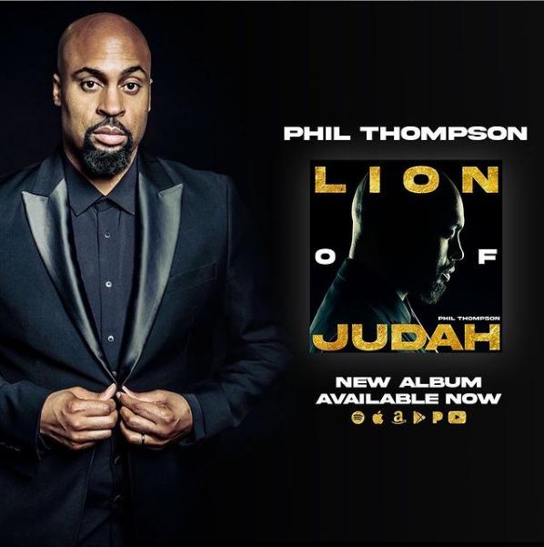 Phil Thompson - Lion Of Judah (Album)