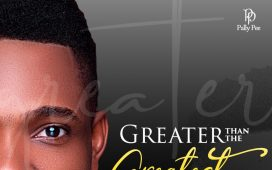 Progress Effiong - Greater Than The Greatest