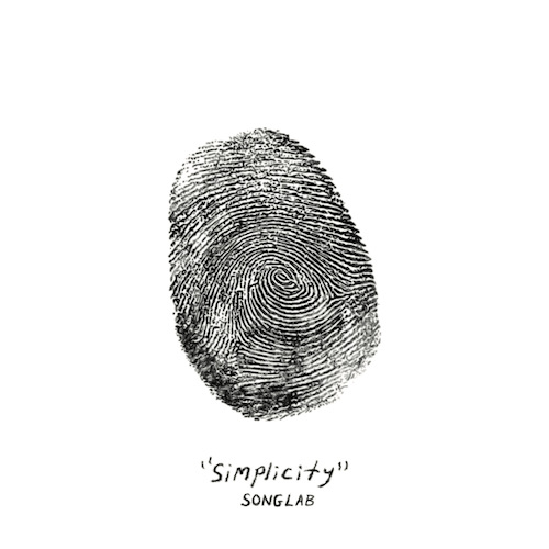 SongLab New EP 'Simplicity'