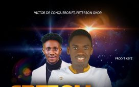 Speechless Worship By Victor De Conqueror ft. Peterson Okopi