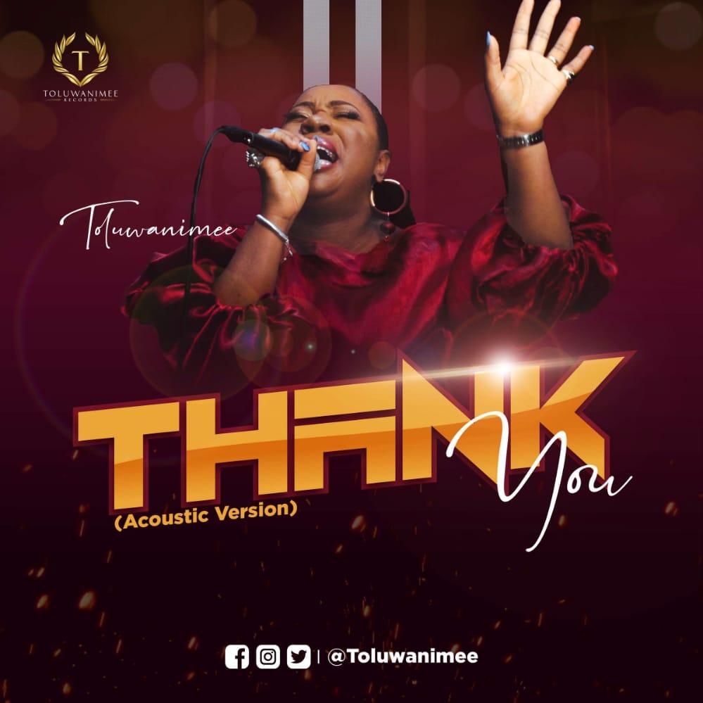 Toluwanimee - Thank You