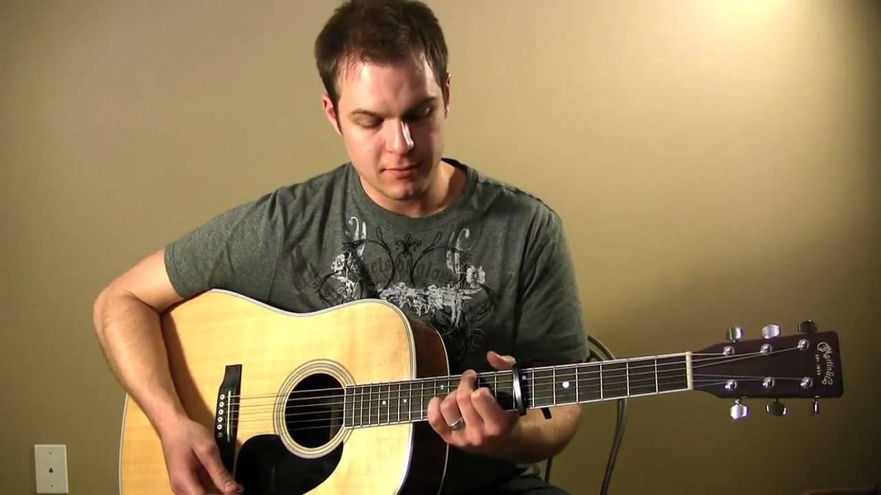 Aaron Shust - My Savior My God